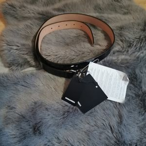 Dsquared2 leather belt, bnwt, size 95(38)